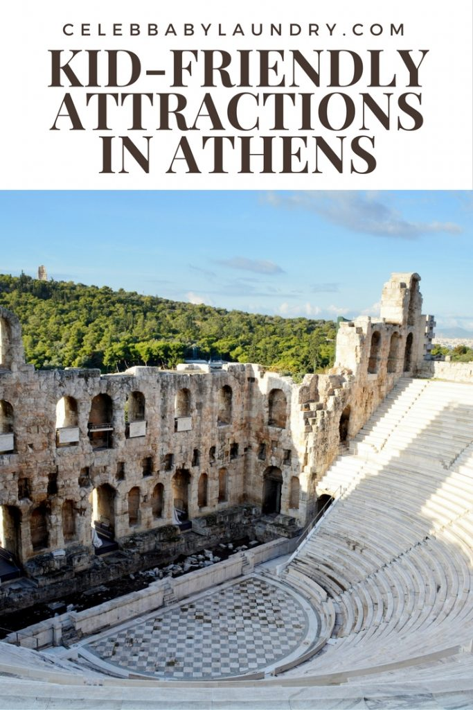 My Guide To Kid-Friendly Attractions In Athens