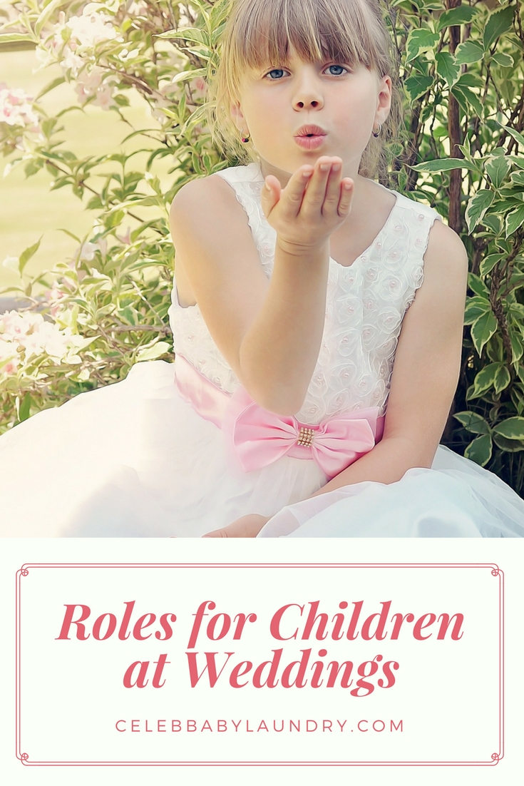 Wedding Roles For Children: 3 Great Ways To Participate In That Special Day!