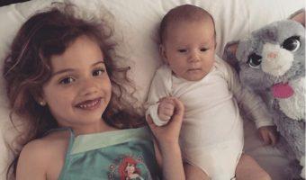 AJ McLean is a Proud Dad to Girls