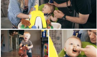 Kelly Clarkson's Celebrates Son Remington's First Birthday