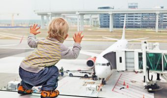 Long haul flights 101: How To Keep Your Kids Happy