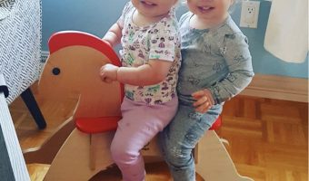 Why You Shouldn't Buy Two of Everything For Twins