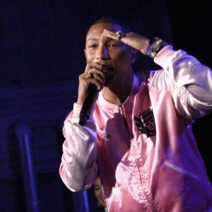 Pharrell Williams Admits He's Not Fan of Diaper Duty