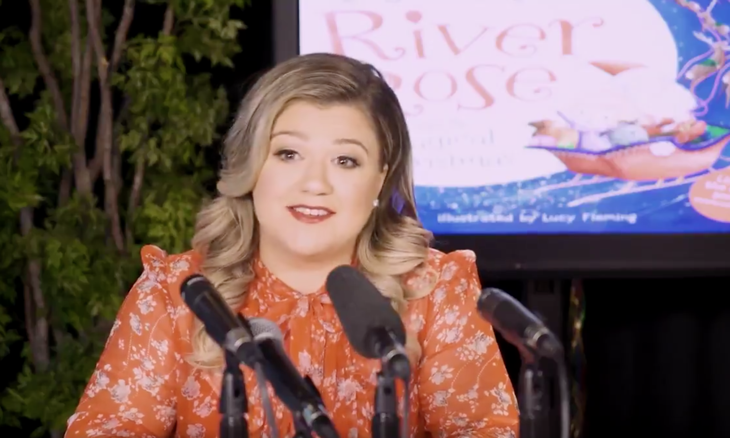 Kelly Clarkson Announces Second Children's Book