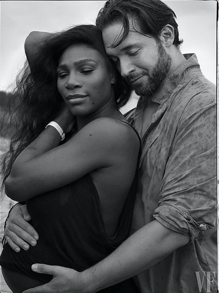 Serena Williams Opens Up About Her Surprise Pregnancy -6380