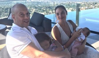 Vin Diesel and Gal Gadot's Daughters Share Sweet Play Date