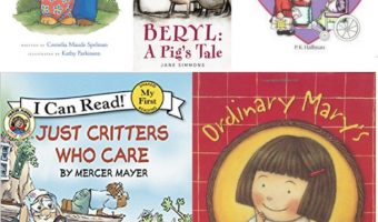 Books to Teach Caring to Children