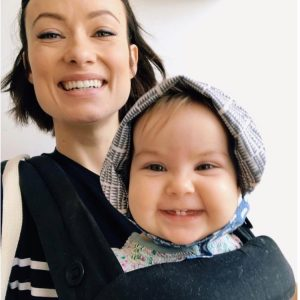Olivia Wilde is all Smiles With Daisy