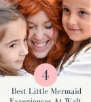 The 4 Best Little Mermaid Experiences At Walt Disney World