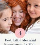 The 4 Best Little Mermaid Experiences At Walt Disney World