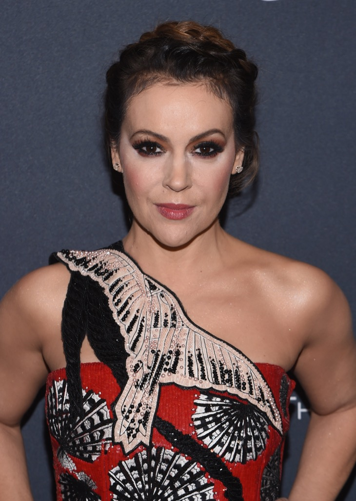 Alyssa Milano Explains Why She Named Her Son After Milo Ventimiglia