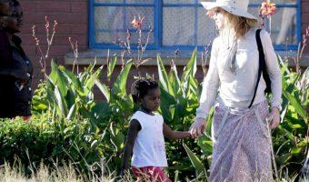 Madonna Recalls Her Struggle to Adopt Daughter Mercy James