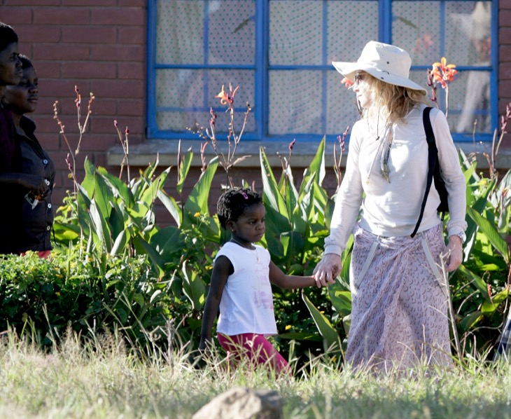 Madonna Recalls Her Struggle to Adopt Daughter Mercy James