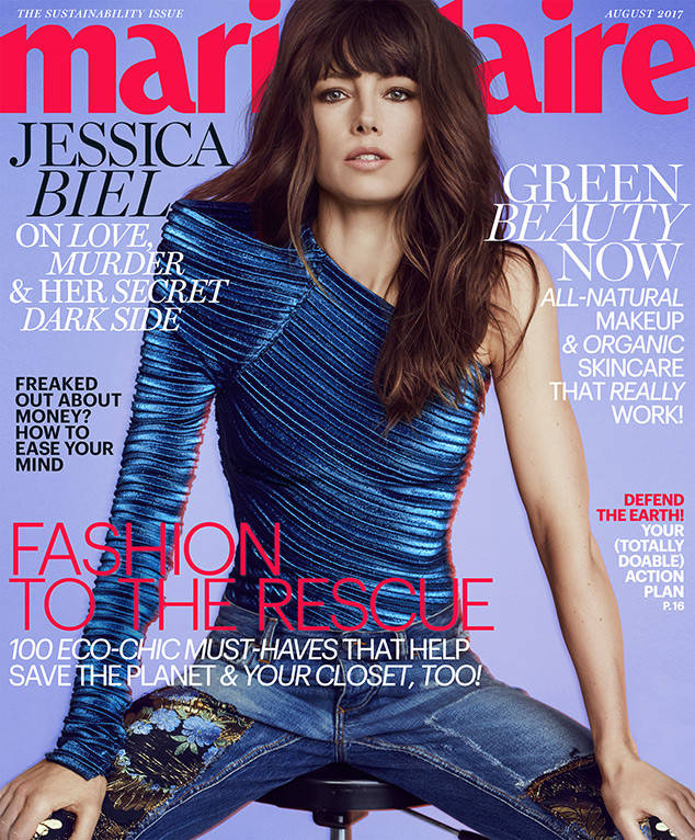 Jessica Biel Shares Her Motherhood and Marriage Secrets