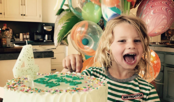 Jessica Simpson Celebrates Her Son Ace's 4th Birthday