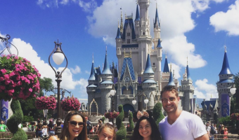 This is Us Star Justin Hartley Takes Daughter Isabella to Disney World to Celebrate 13th Birthday