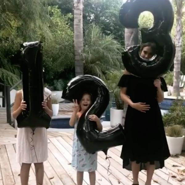 Jessica Alba Announces Pregnancy