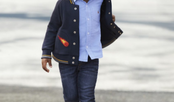 Ciara's Son Future is Now a Gap Model