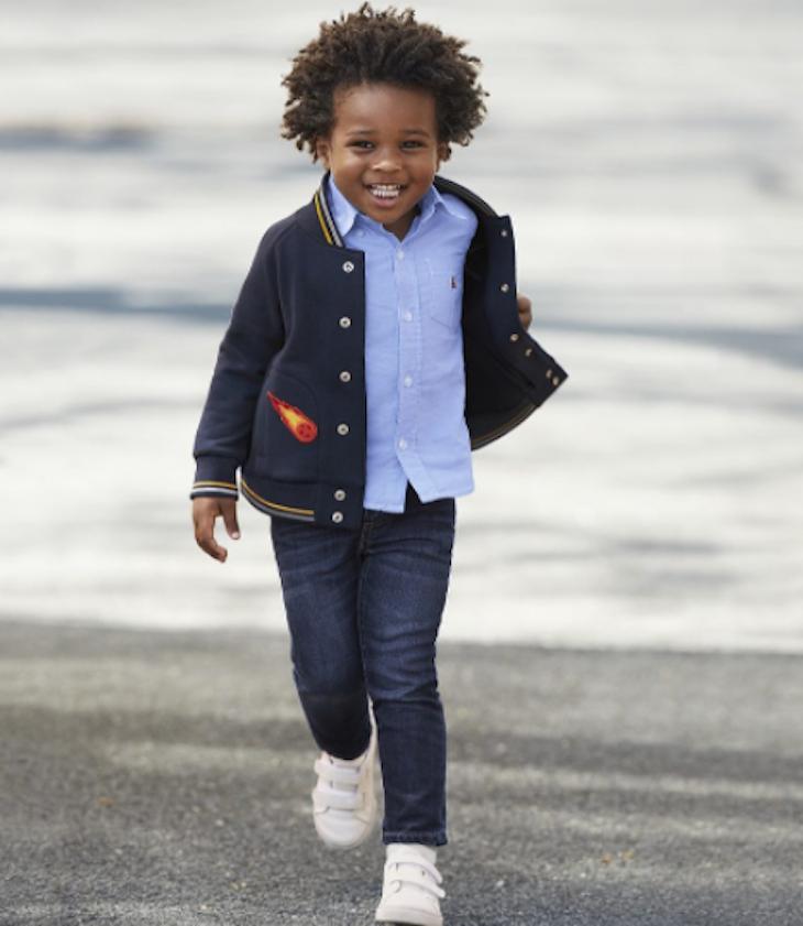 Ciara's Son Future is Now a Gap Model