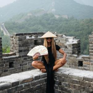 Ciara Takes Her 3-Month-Old Daughter Sienna Princess to China