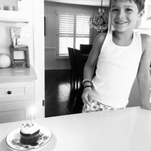 Selma Blair Celebrates Son Arthur's 6th Birthday