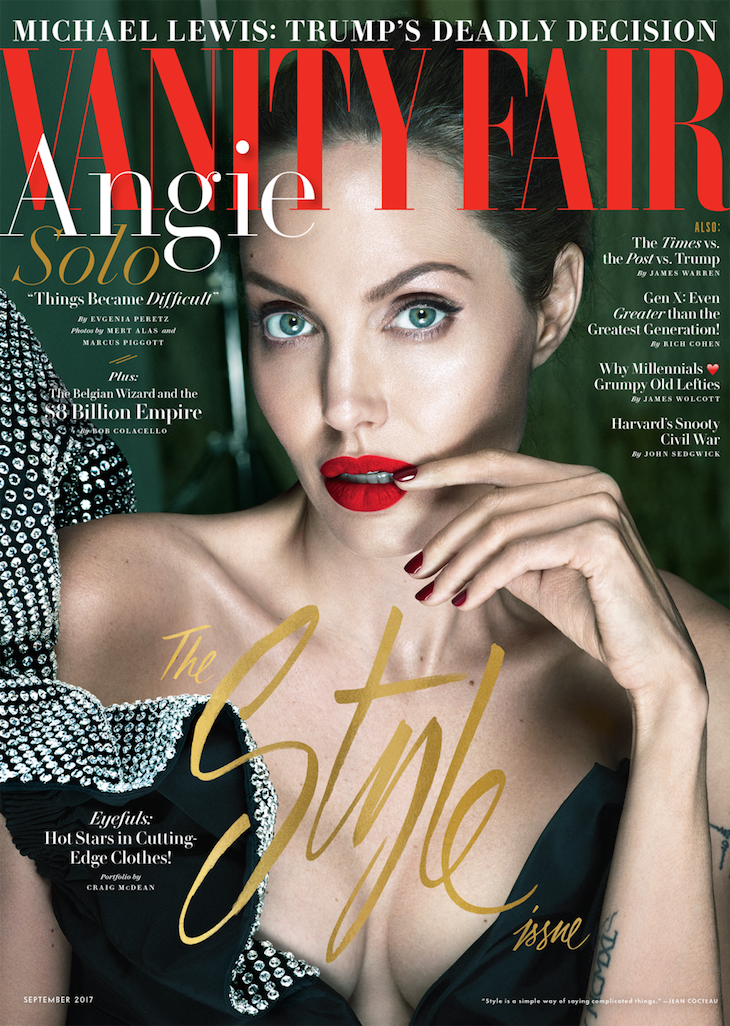 Angelina Jolie Opens Up About Her Children And Family Life After Brad Pitt Divorce