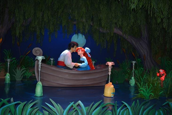 4 Best Little Mermaid Experiences At Walt Disney World + Mermaid Oreo Cookie Recipe