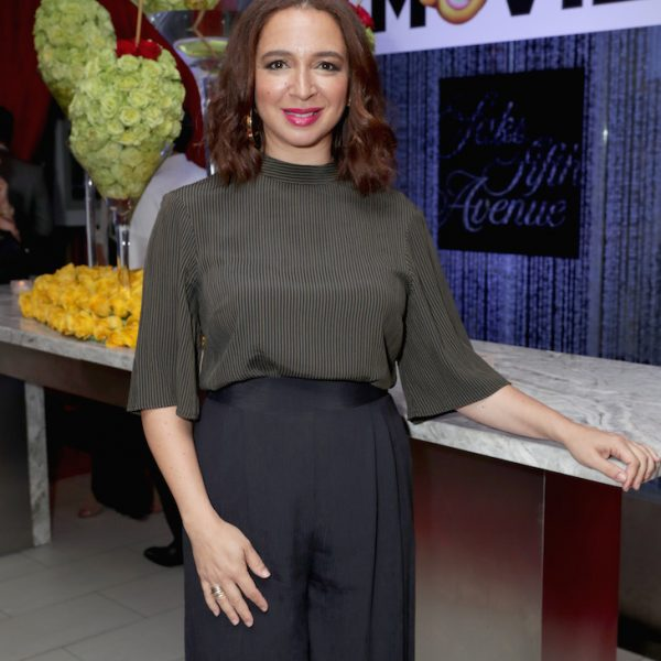 Maya Rudolph Says She Feels 'Really Lucky' About Being a Mom