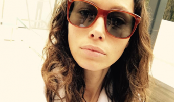 Jessica Biel Opens Up About Her Son Silas' Future in Show Business