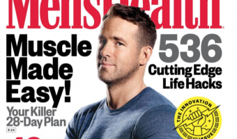 Ryan Reynolds Says He Takes Fatherhood Seriously