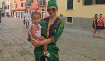 Chrissy Teigen Opens Up About The Hardest Part of Traveling With Her Daughter Luna