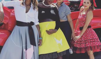 Serena Williams Celebrates Star-Studded Baby Shower