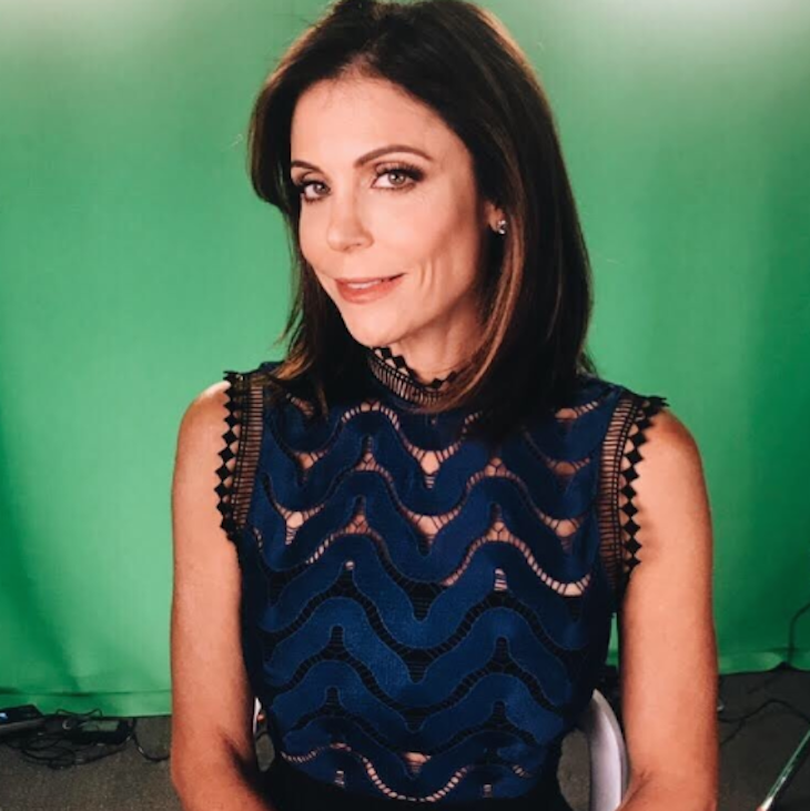 Bethenny Frankel Opens Up About Not Having a Nanny For Daughter Bryn