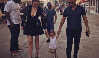 Chrissy Tiegen Wants to Get Rid of Her Bad Habits For Her Daughter Luna