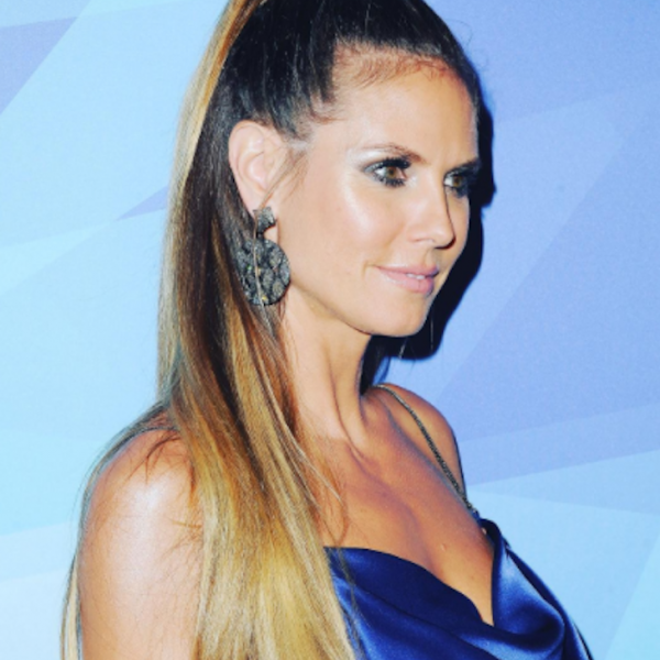 Heidi Klum Opens Up About Sharing Her Shoes With Her Daughters