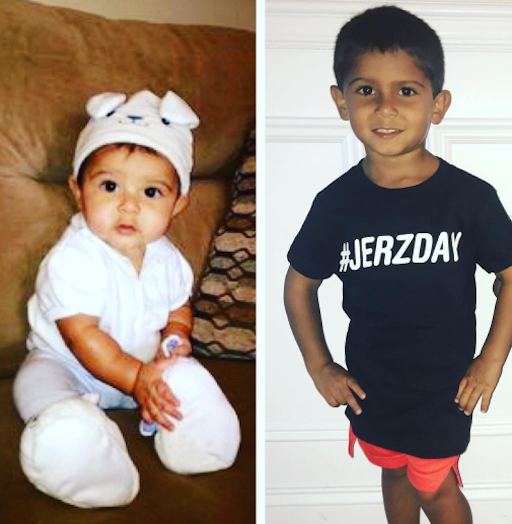 Snooki Shares Heartfelt Message for Son Lorenzo On His Birthday