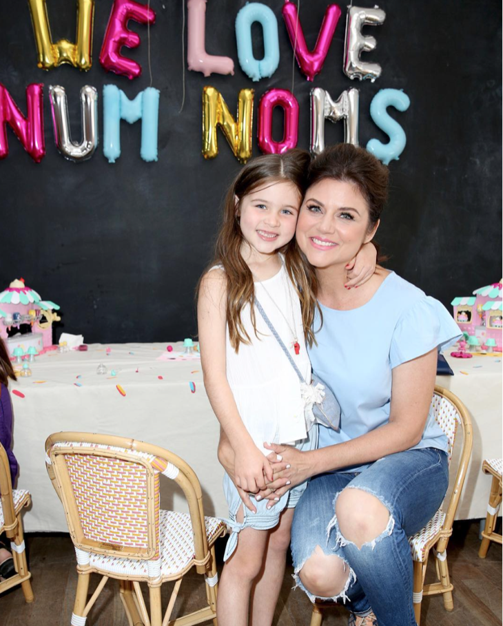 Tiffani Thiessen Shares Her Favorite Back-to-School Hacks