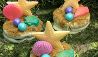 4 Best Little Mermaid Experiences At Walt Disney World + Mermaid Oreo Cookie Recipe