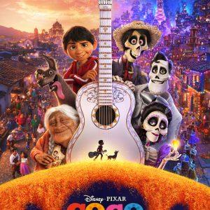 Disney Pixar's COCO Free Activity Sheets
