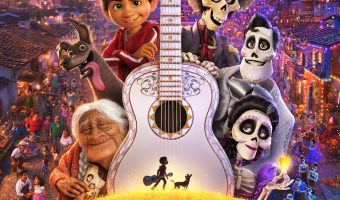 Disney Pixar's COCO Free Activity Sheets