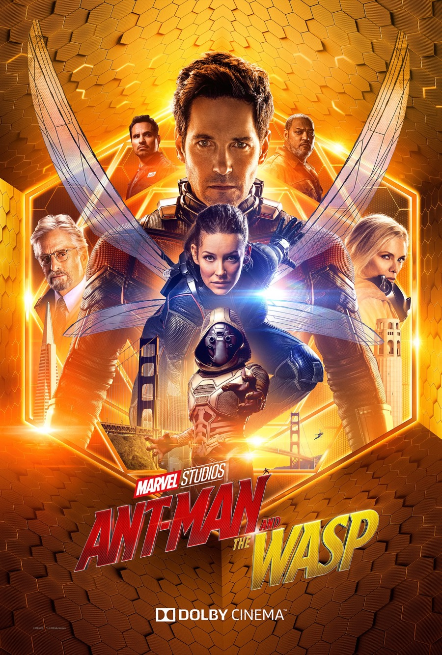 Check Out This New Featurette From Ant-Man And The Wasp