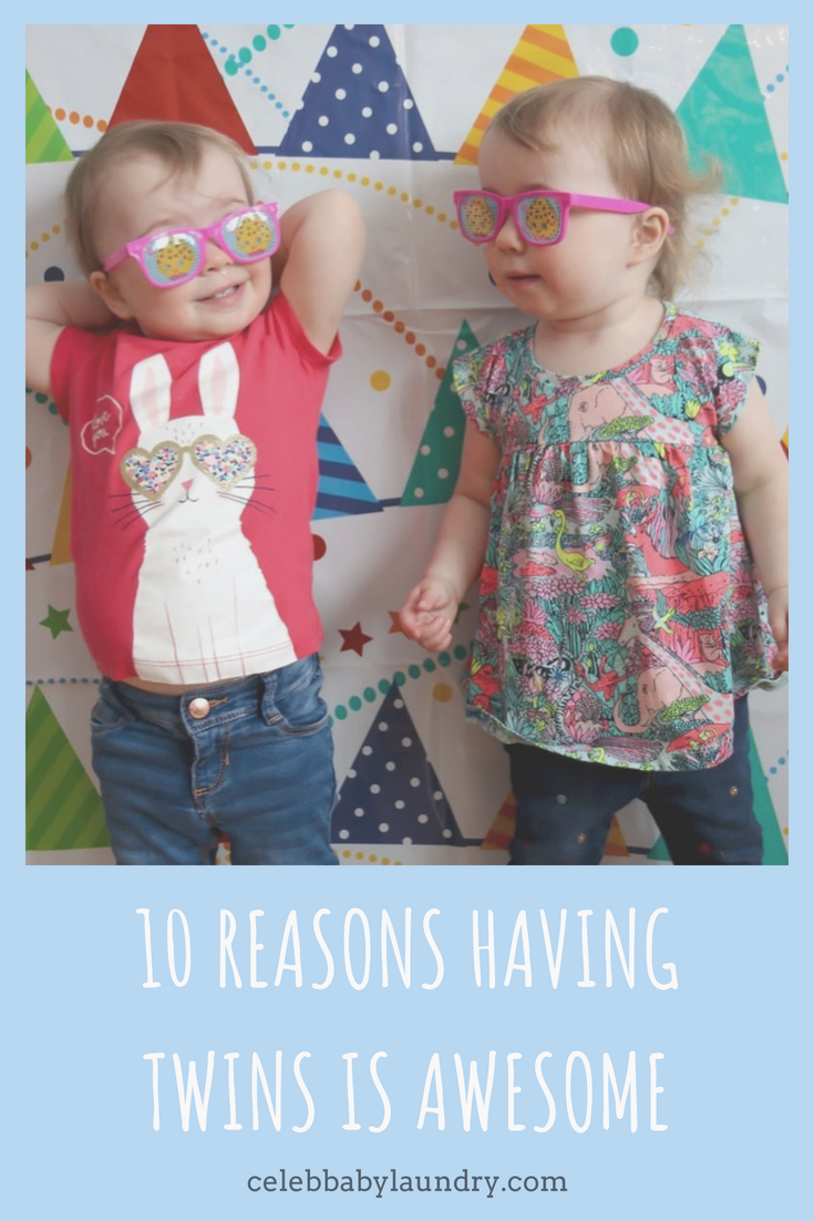 10 Reasons Having Twins is Awesome