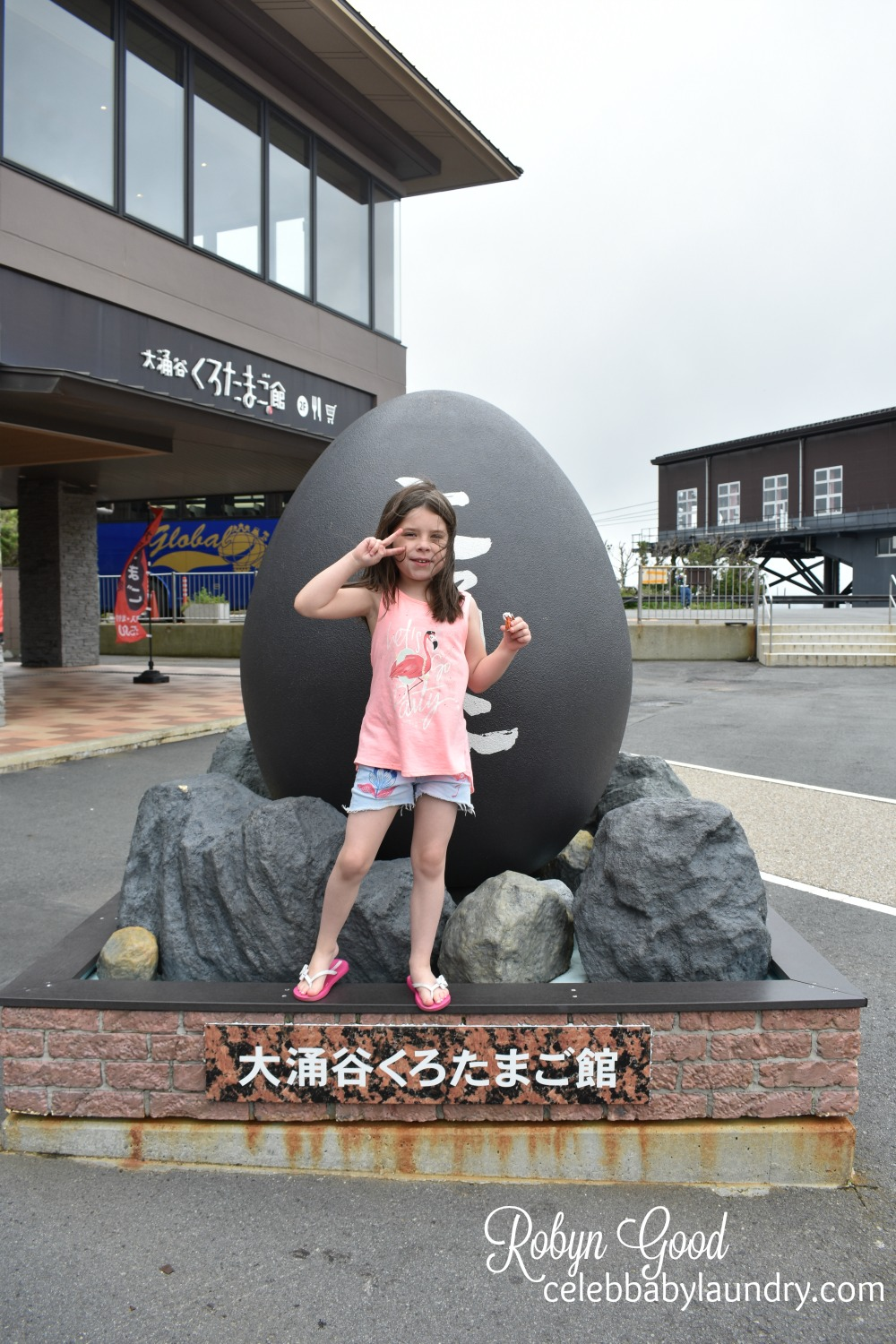 Visiting the Sulfur Eggs in Hakone, Japan #FamilyTravel