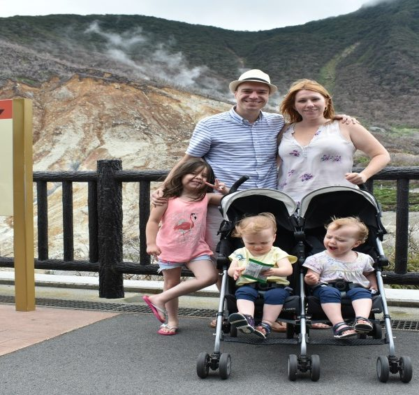 Our Japan Family Travel Adventures: Visiting the Sulfur Eggs in Hakone, Japan
