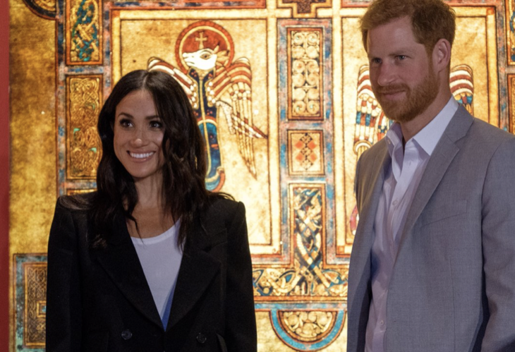 Prince Harry and Meghan Markle's Future Kids Might Have A Different Last Name