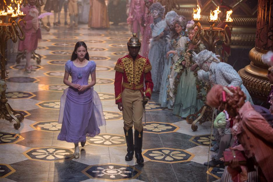 The Nutcracker and The Four Realms NEW Poster, Photos & Trailer HERE!