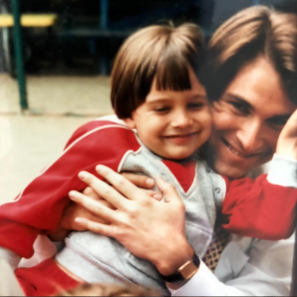 Days of Our Lives' Brandon Barash Writes Emotional Post About Late Father