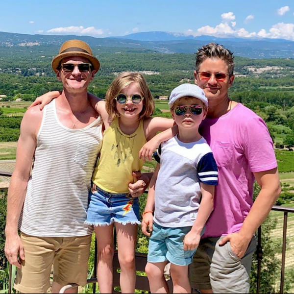 Neil Patrick Harris and David Burtka Talk Travel With Kids Gideon and Harper