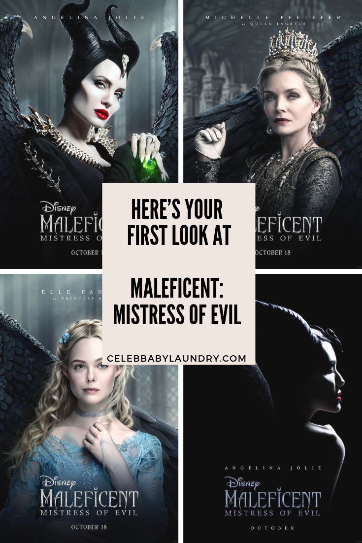 Here S Your First Look At Maleficent Mistress Of Evil